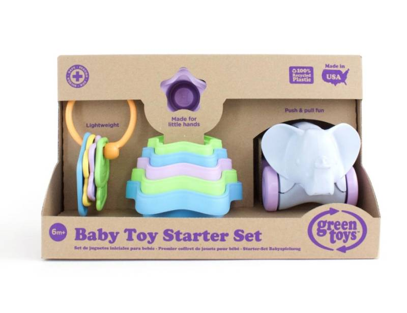 Baby 3 in 1 set | Green toys