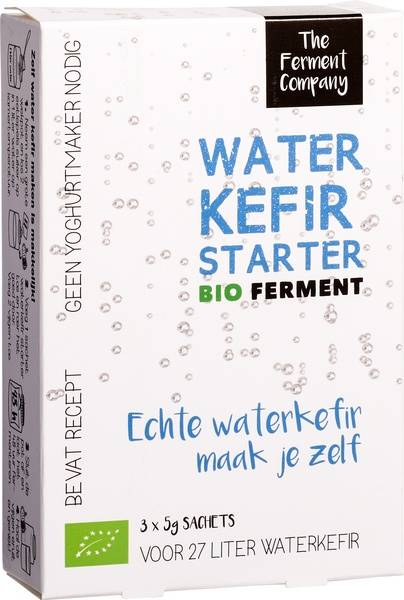 Water Kefir | The Ferment Company