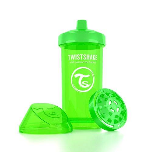 Twistshake - Drinkbeker 360ml Groen