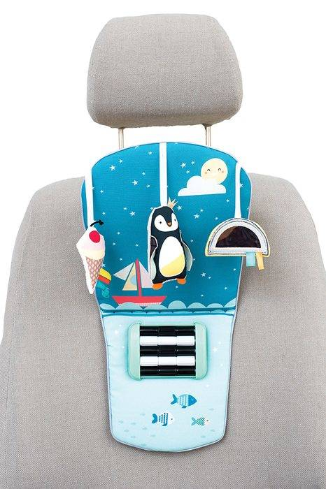 Taf Toys - North pole feet fun car toy