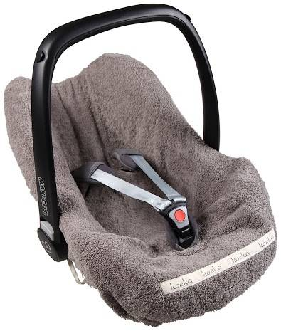 Koeka universele hoes voor maxi-cosi taupe