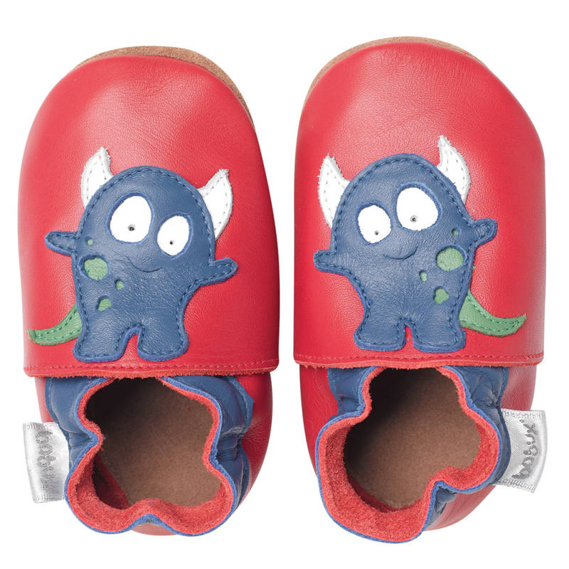 Bobux Soft Sole - monster S (3-9m)
