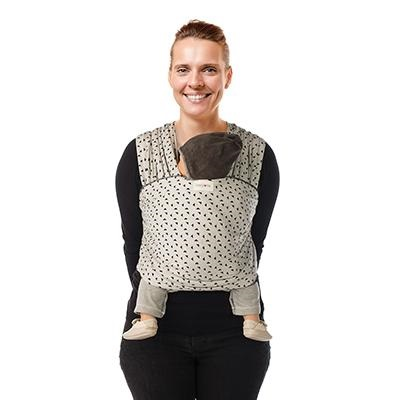 Babylonia Tricot-slen Design Draagdoek Triangles One size
