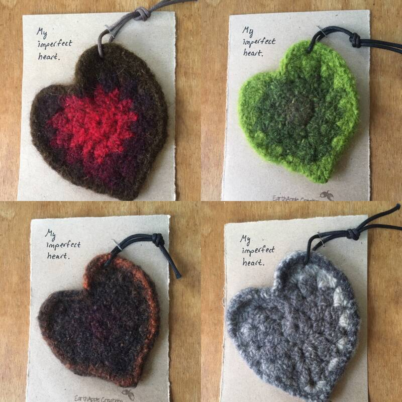 Kind Cards: My Imperfect Heart