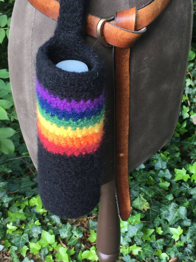 Pride Cool & Carry - Rainbow / black
