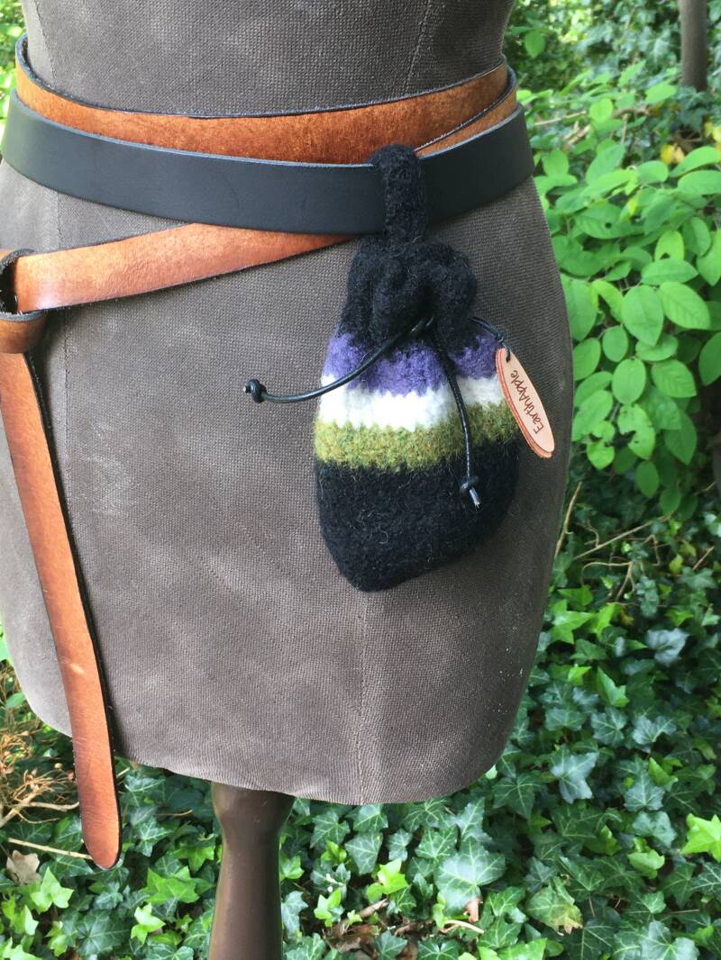 Pride Pouch - Genderqueer