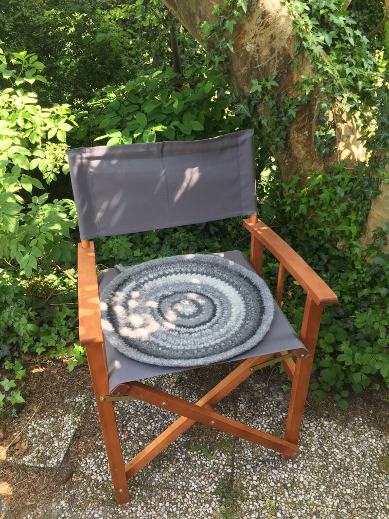 Seats, SitMats - greys, waterproof
