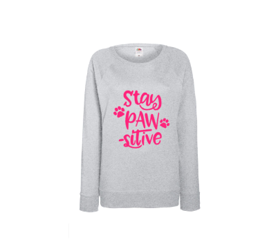 Sweater Stay Pawsitive
