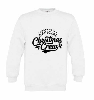 Kerst sweater Official christmas crew