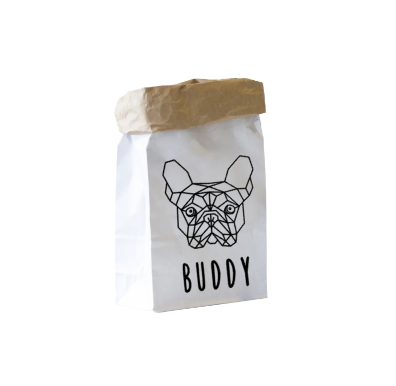 Paper bag Geo Frenchie