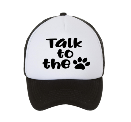Pet Talk to the paw