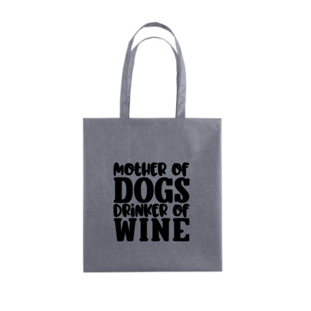 Shopper Mother of dogs