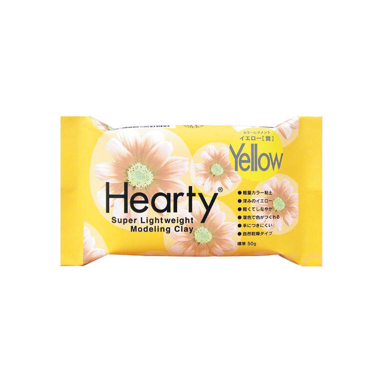 Hearty Yellow 50 gr