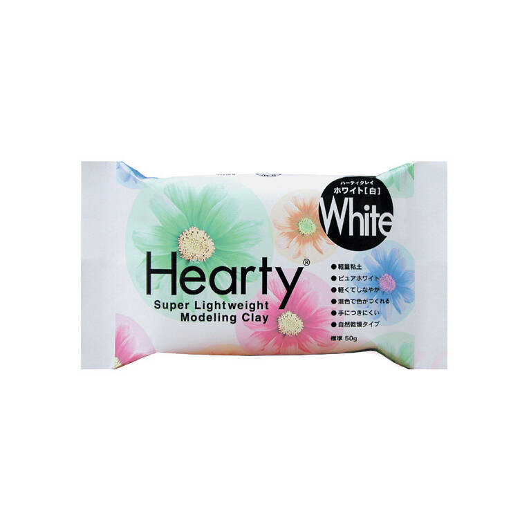 Hearty White 50 gr