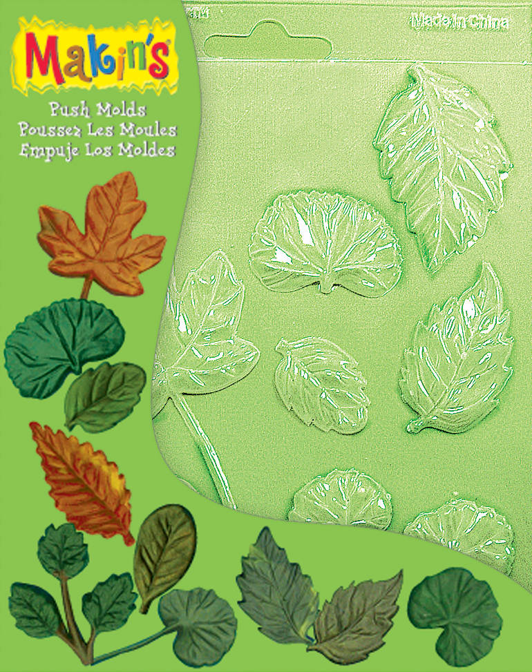 Pushmold Leaves