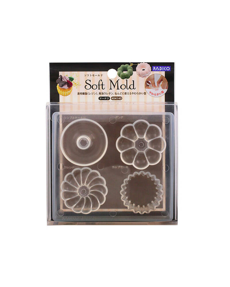 Soft mold Donuts ML140