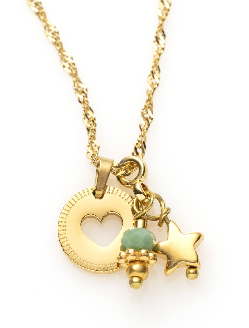 Ketting - Goud - You are a Star ✰