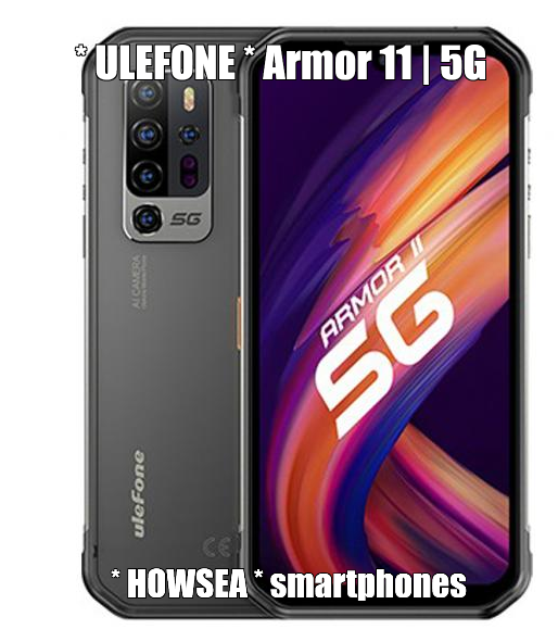 "* ULEFONE * armor 11 | NO extra tax EU | 6.1 ""IP68 smartphone 