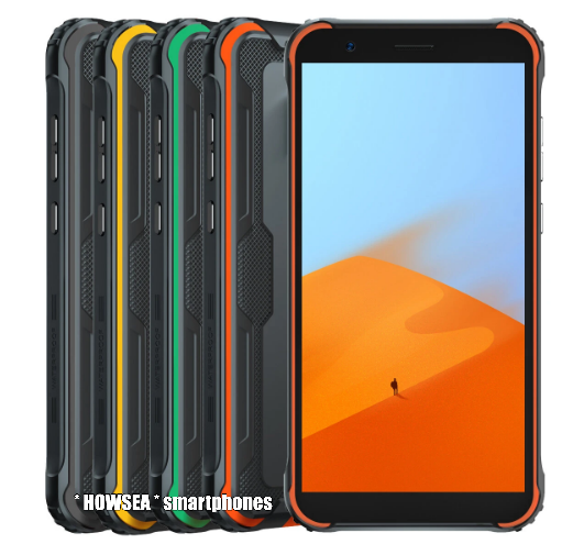 """* BLACKVIEW * BV4900   NO extra tax for EU   5.7 """" IP68 smartphone   3/32gb   Android 10   accu 5.580 mAh"""