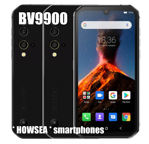 "* BLACKVIEW * BV9900 | NO extra tax for EU | 5.84 "" ip68 rugged smartphone 