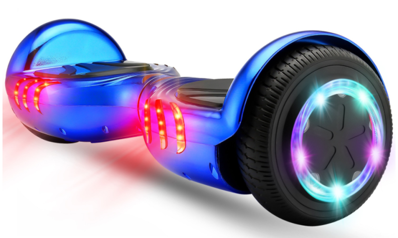 * iSCOOTER * Hoverboard   6.5 inch   max speed 15 km/h