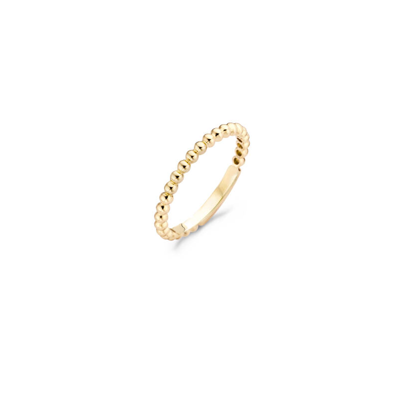Blush Ring 1105YGO - Geelgoud (14krt)