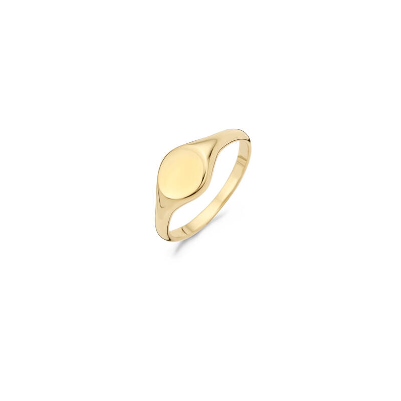 Blush Ring 1191YGO - Geelgoud (14krt)