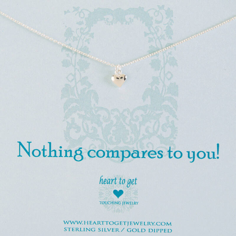 Heart to Get Collier Small Hart N02SHE11S-2