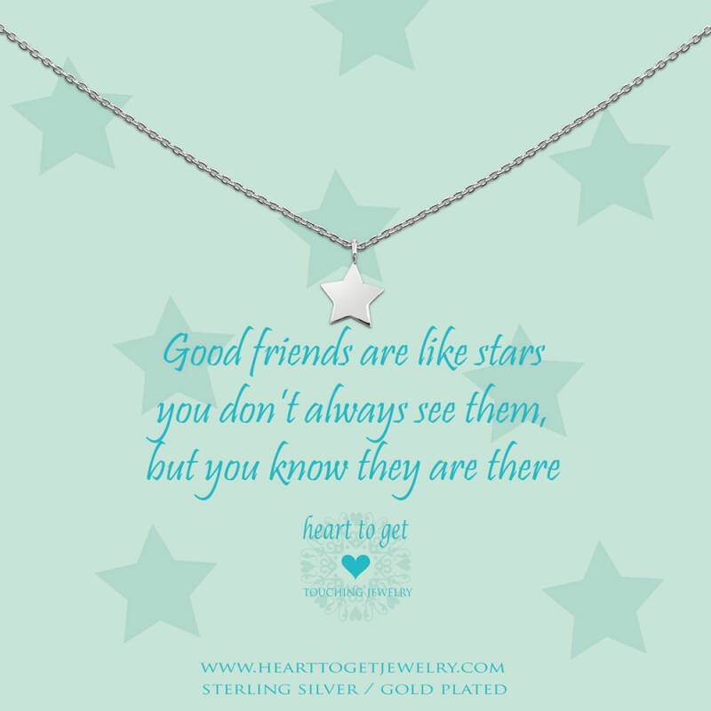 Heart to Get Collier Star N09STA11S