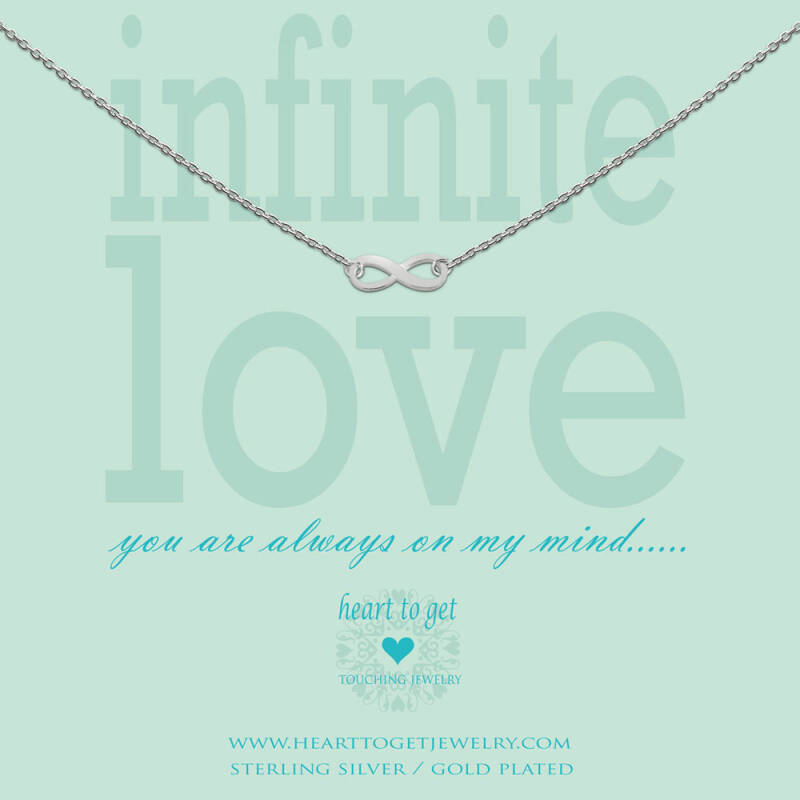 Heart to Get Collier Infinity N15INF11S