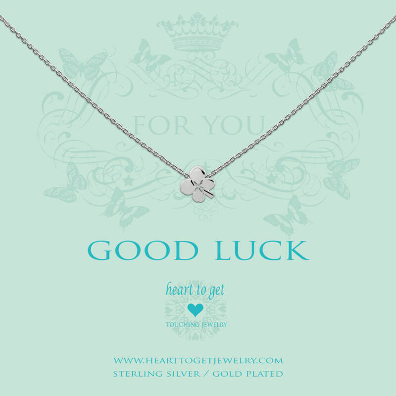Heart to Get Collier Clover N17CLO11S