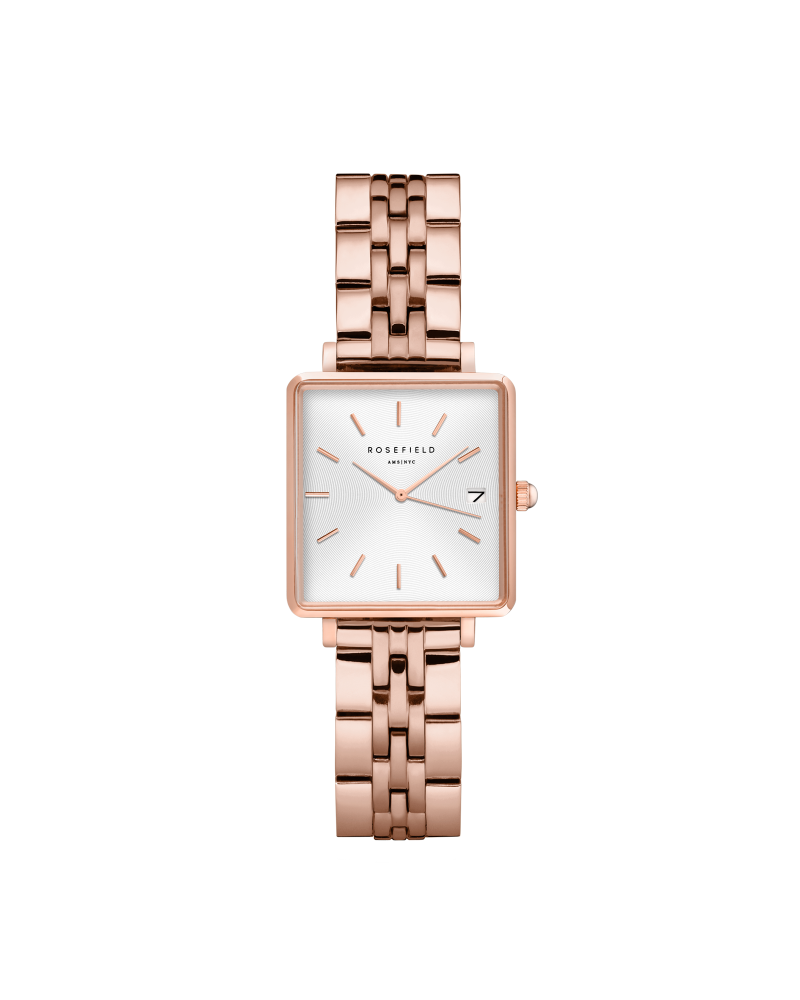 Rosefield The Boxy XS Rose Gold QMWSR-Q022