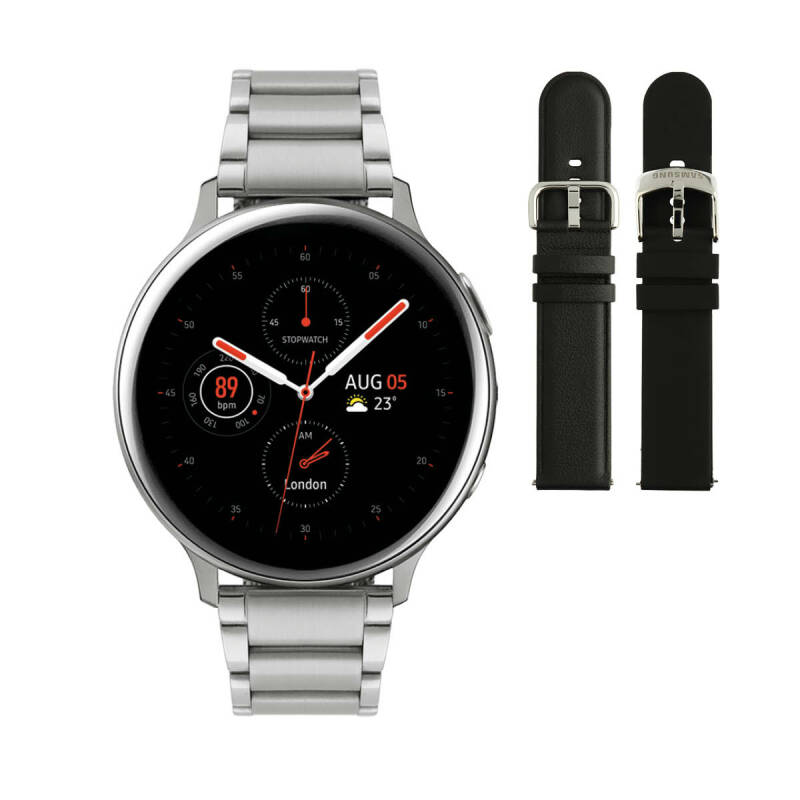 Samsung Active 2 Special Edition Silver 44mm Smartwatch SA.R820SS