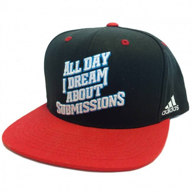"""Adidas Pet """"All Day I Dream About Submissions"""" 