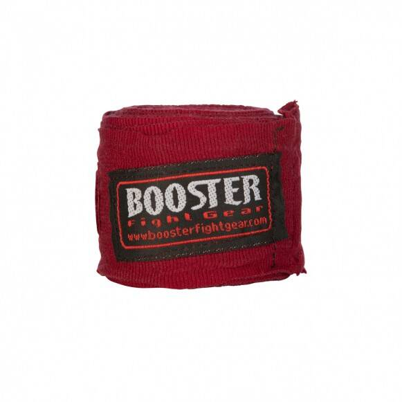 Booster Fight Gear Bandage 460 centimeter   Bordeaux Rood