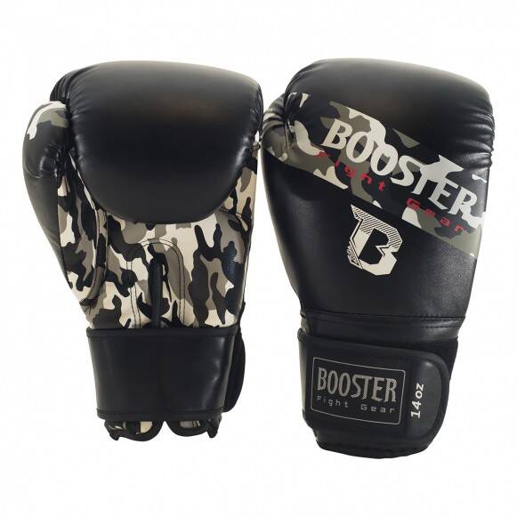 Booster Fight Gear Bokshandschoenen Sparring | Camouflage