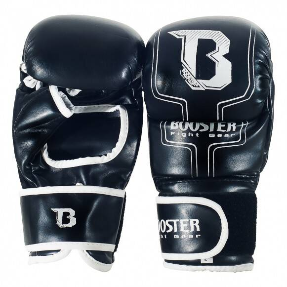 Booster Fight Gear MMA Handschoenen | Zwart