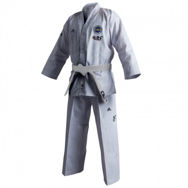 Adidas Dobok ITF Student incl. Band | Wit