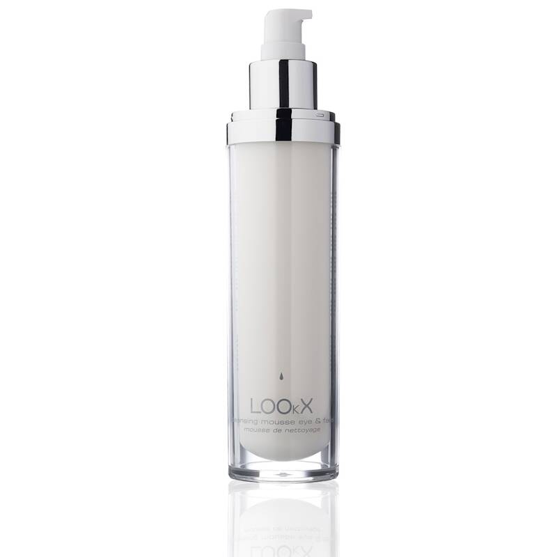 CLEANSING MOUSSE EYE & FACE 120ml