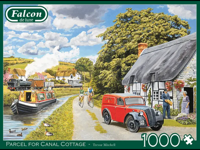 1000 Falcon -  Parcel for Canal Cottage