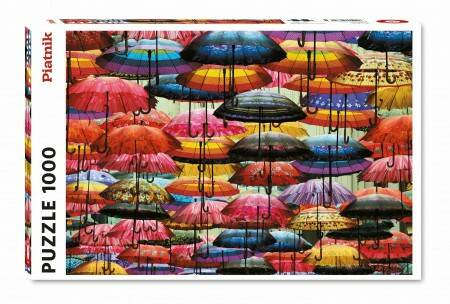 1000 Piatnik - Umbrellas