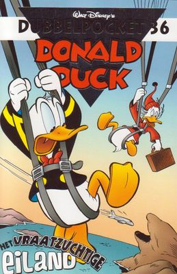 Donald Duck Dubbelpocket 36