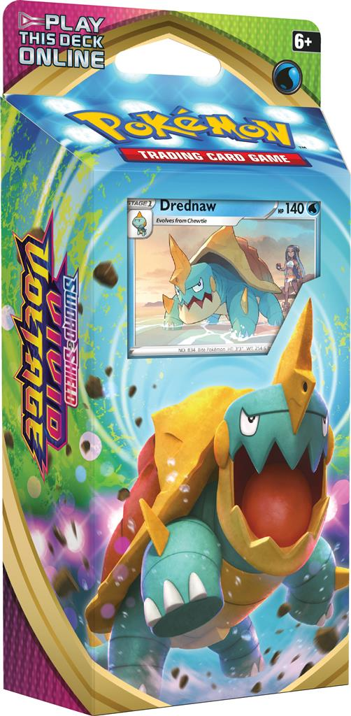 Pokemon Sword & Shield Vivid Voltage Themadeck - Drednaw