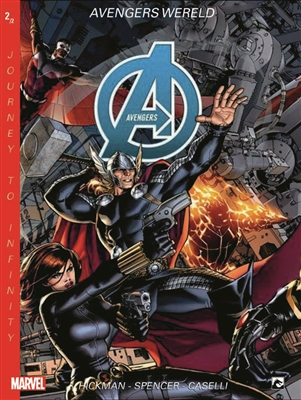 Avengers: road to infinity 04. deel 4/6
