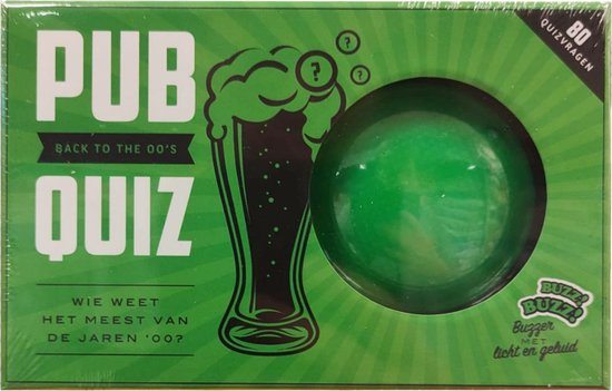 Pubquiz - Back to the 00's