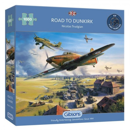 1000 Gibsons - Road to Dunkirk