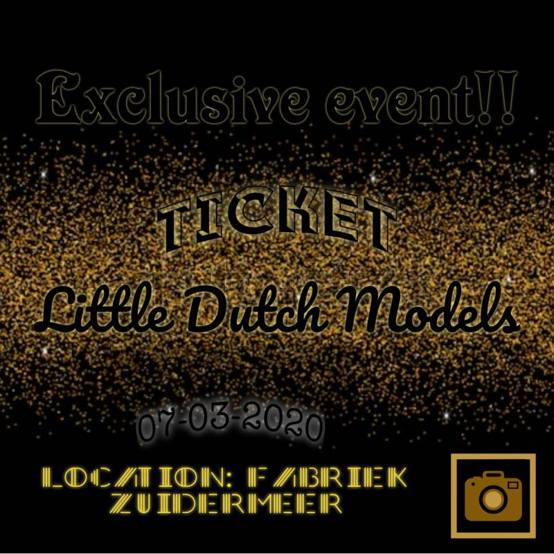 Ticket 12.30 uur tot 14.50 uur