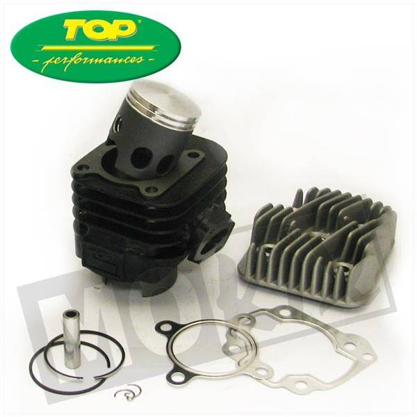 9931340   CILINDER KIT MIN HORZ AC 47mm BLACK TROPHY TP