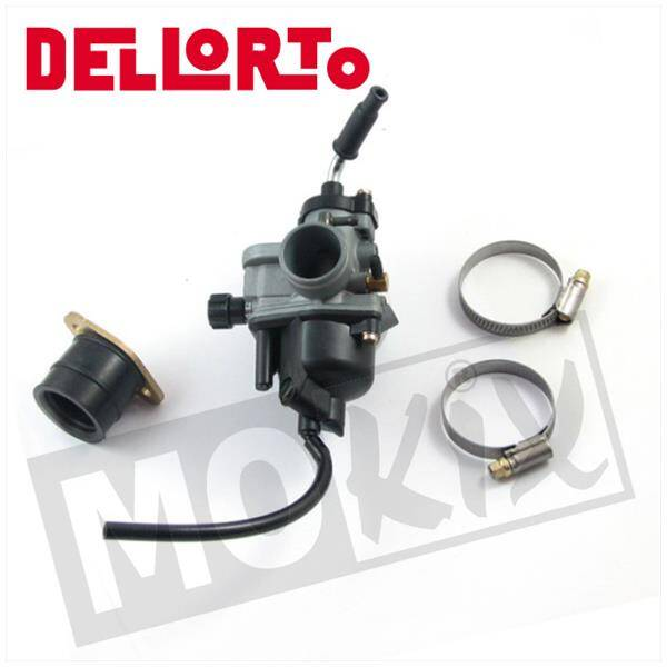 CARBURATEURKIT DELLORTO E-CHOKE MORINI 22mm
