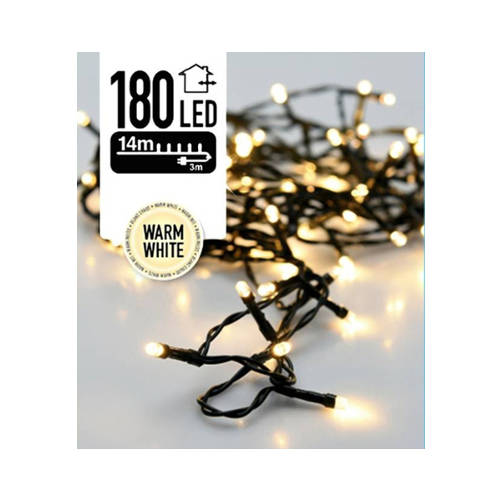 Kerstverlichting 180 LED